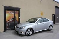 2008 Lexus IS 250 AWD TECH // GPS // CAMERA // PNEUS NEUF