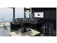 Pay weekly sofa brand new Shannon 2c1 or 2c2 or 3+2 sofa set £18 per week