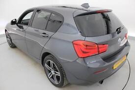 BMW 1 SERIES 118i [1.5] Sport 5dr (grey) 2016