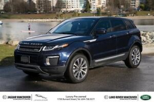 2016 Land Rover Range Rover Evoque HSE *Certified Pre-Owned!