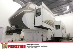 2013 Keystone RV MOUNTAINEER  357TH GARAGE