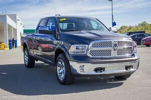 2016 Ram 1500 Laramie! 5.7! LEATHER! TOW PACKAGE! CREW CAB!4x4!!