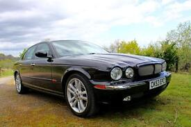 Jaguar XJR 4.2 V8 S/C 2004. MOT Jan 18