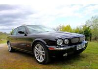 Jaguar XJR 4.2 V8 S/C 2004. MOT Jan 18