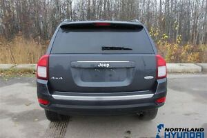 2015 Jeep Compass /High Altitude/4x4/Heated Seats/Leather/AUX Prince George British Columbia image 5