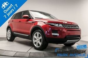 2014 Land Rover Range Rover Evoque Pure Plus, AWD, CUIR, TOIT