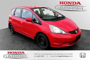 2009 Honda Fit LX HAYON AT