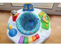 Baby play activity