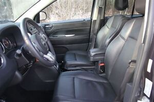 2015 Jeep Compass /High Altitude/4x4/Heated Seats/Leather/AUX Prince George British Columbia image 17