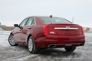 2015 Cadillac CTS Luxury*HAIL DAMAGE ($4000)*     FINANCING AS L Moose Jaw Regina Area image 4