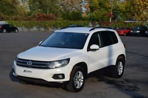 2014 Volkswagen Tiguan 4 MOTION A/C MAGS SIEGE CHAUFFANT