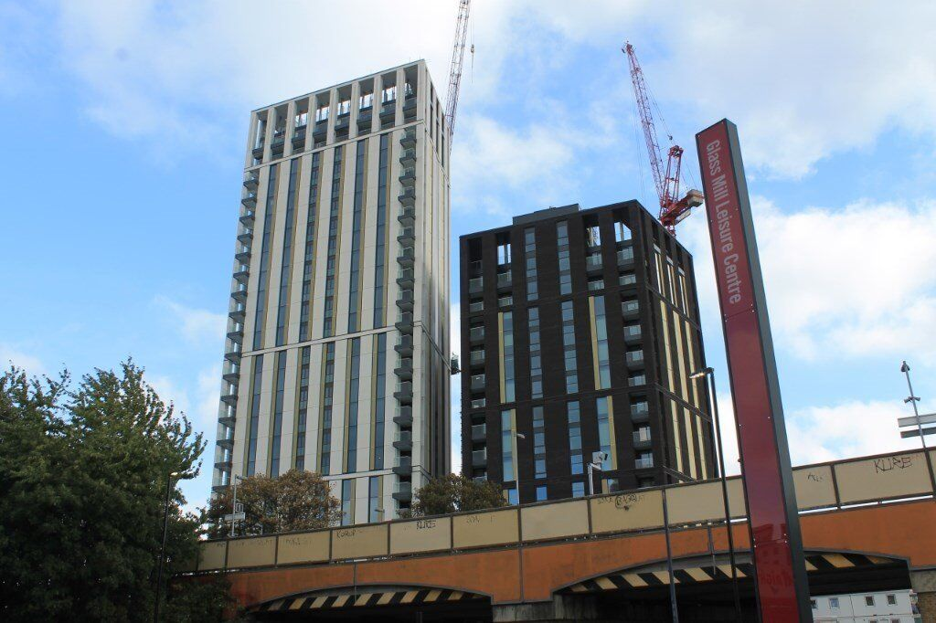 # Stunning brand new 1 bedroom property available now in Lewisham - call now!!!