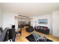 Superb one bedroom, 21st flr, WOOD FLOORING CONCIERGE GYM,The Landmark, West Tower, Canary Wharf E14