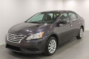 2015 Nissan Sentra Auto| 50073 Kms| Grey| Must See