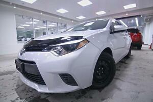 2015 Toyota Corolla LE, RHT ORIGINAL ONE OWNER, BACK UP CAM, NO