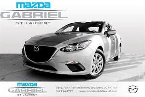2016 Mazda MAZDA3 GS/4500KM+ GPS NAV + CAMERA DE RECUL
