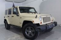 2011 Jeep WRANGLER UNLIMITED SPORT*2TOIT*MAG*CUIR