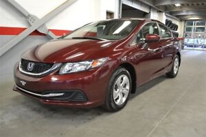 2015 Honda Civic Sedan LX CVT *NOUVEL ARRIVAGE*AUTOMATIQUE*A/C*