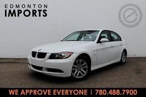 2007 BMW 328XI X DRIVE | CERTIFIED | WE APPROVE EVERYONE