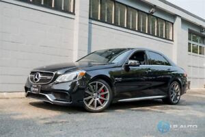 2015 Mercedes-Benz E-Class E63s AMG 4MATIC! Easy Approvals!!