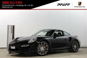 2016 Porsche 911 Turbo Coupe PDK