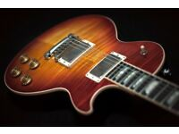 Gibson USA Les Paul Standard AAA flame top in Heritage Cherry with original Gibson USA hard case