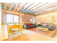 Spacious 2 Bed 2 Bath Warehouse Conversion in Canary Wharf, Port East Apartments, Parking incl. -VZ