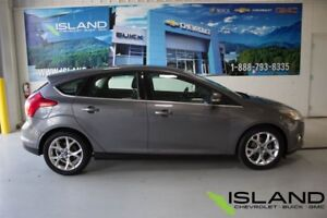 2012 Ford Focus SEL | Rear Park Assist | Dual Climate Control |