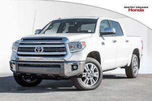 2017 Toyota Tundra Platinum | Automatic