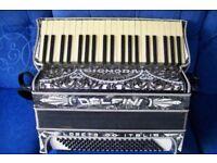 DELFINI 120 BASS PIANO ACCORDION
