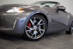 2014 Nissan 370Z ROADSTER Black Top at Low Mileage | Touring | * London Ontario image 5
