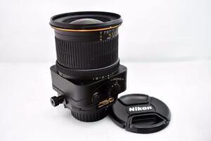 Nikon PC-E 24mm f3.5 D ED Tilt Shift Lens