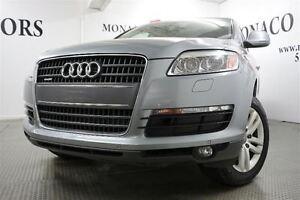 2009 Audi Q7 QUATTRO,TECH PKG,DVD,NAV,CAMERA,PANROOF,BLEUTOOTH