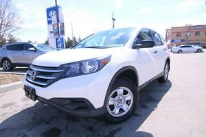 2013 Honda CR-V LX AWD - Accident Free | Heated Seats | Bluetoot