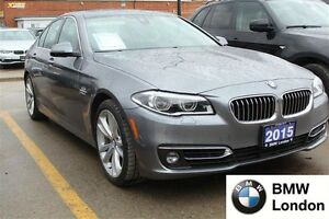 2015 BMW 535d xDrive ONE Owner - Meticulously Cared FOR !