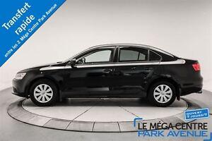 2013 Volkswagen Jetta *2.0L Trendline *VITRES TEINTÉES, BANCS CH