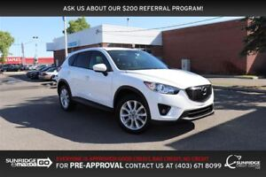 2014 Mazda CX-5 GT, AWD, SUNROOF, HEATED SEATS, BACKUP CAMERA