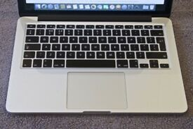 APPLE MACBOOK PRO RETINA 2014/15 2.6GHZ I5 8GB RAM 128GB FLASH WIFI WEBCAM