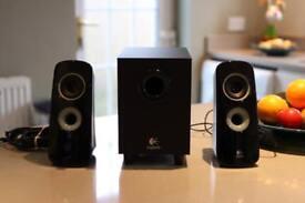 Logitech Desktop Speakers