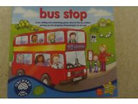 Orchard Toys Bus Stop Game Age 4-8