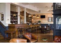 Kitchen Porter for busy gastro pub