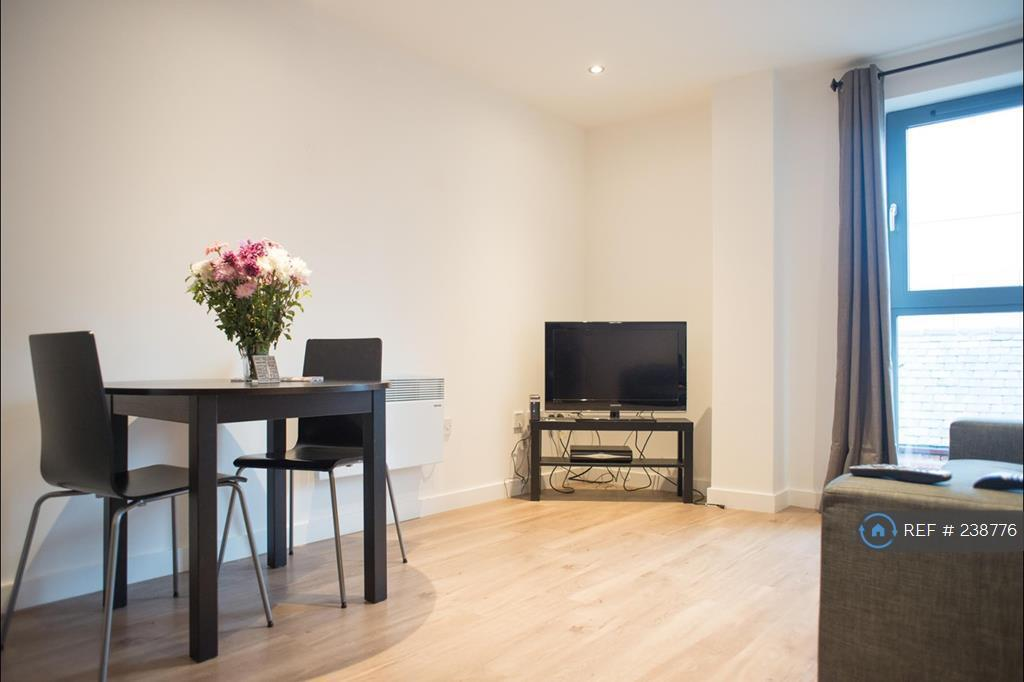 2 bedroom flat in Great Ancoats Street, Manchester, M4 (2 bed)