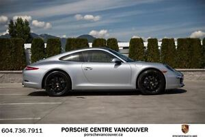 2015 Porsche 911 Carrera Coupe (991) w/ PDK Porsche Approved Cer