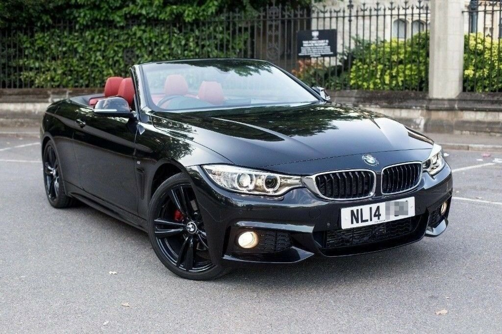 69da3df03586 2014 BMW 420D 4 SERIES CONVERTIBLE M SPORT LOW MILES HPI CLEAR