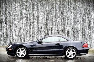2003 Mercedes-Benz SL-Class -