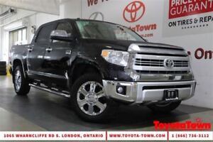 2014 Toyota Tundra CREWMAX 1794 EDITION - TOP OF THE LINE!!