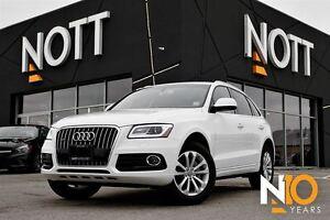 2016 Audi Q5 2.0T Progressiv + Pano Roof, Navi