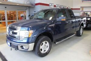 2014 Ford F-150 XLT|4X4|SUPERCAB|6.5FT BED|TOW PACKAGE|WARRANTY
