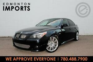 2007 BMW 550I MSPORT | CERTIFIED | AS LOW AS 3.99%