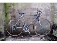 PUCH PRIMASPORT 12. 21 inch, 53 cm, small size. Vintage racer racing road bike, 12 speed